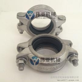 温州伟亚专业供应(国标、美标)水处理设备专用卡箍