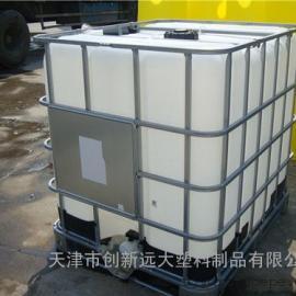 带框架塑料桶 带铁框塑料桶