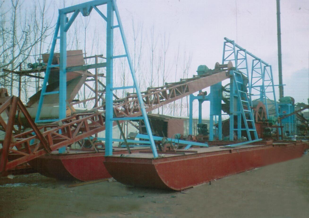 山东挖沙船 工程船 久保田 挖沙船 清淤船