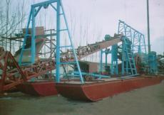 日本挖沙船 久保田 工程船 清淤船 挖泥船