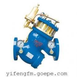 YQ980002活塞式安全泄压阀