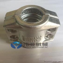 ENAW-6082、EN14420-3【�X合金安全卡箍】