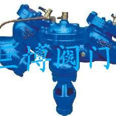 污水倒流防止器 HS41X-16A不锈钢倒流防止器
