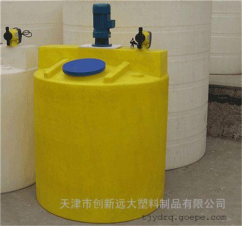 内蒙搅拌桶 水处理配套搅拌桶