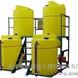 哈尔滨搅拌桶 污水处理搅拌桶