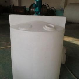 加药罐 污水处理絮凝剂加药罐 1立方PAM加药罐