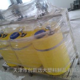 柠檬酸加药箱 水处理100L柠檬酸加药箱