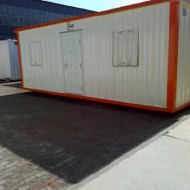 车载物资集装箱厂家直销保温活动房钻井住人野营房厨房出售