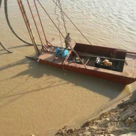 青州小型抽沙泵小型抽沙船