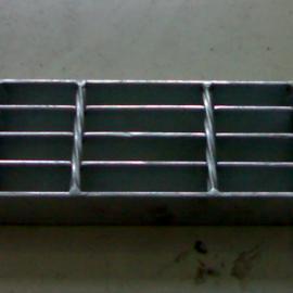 地沟脚踏钢格栅板网 格栅板网 造船厂钢板网