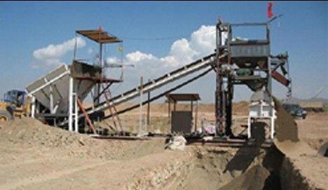 旱地选铁设备厂家