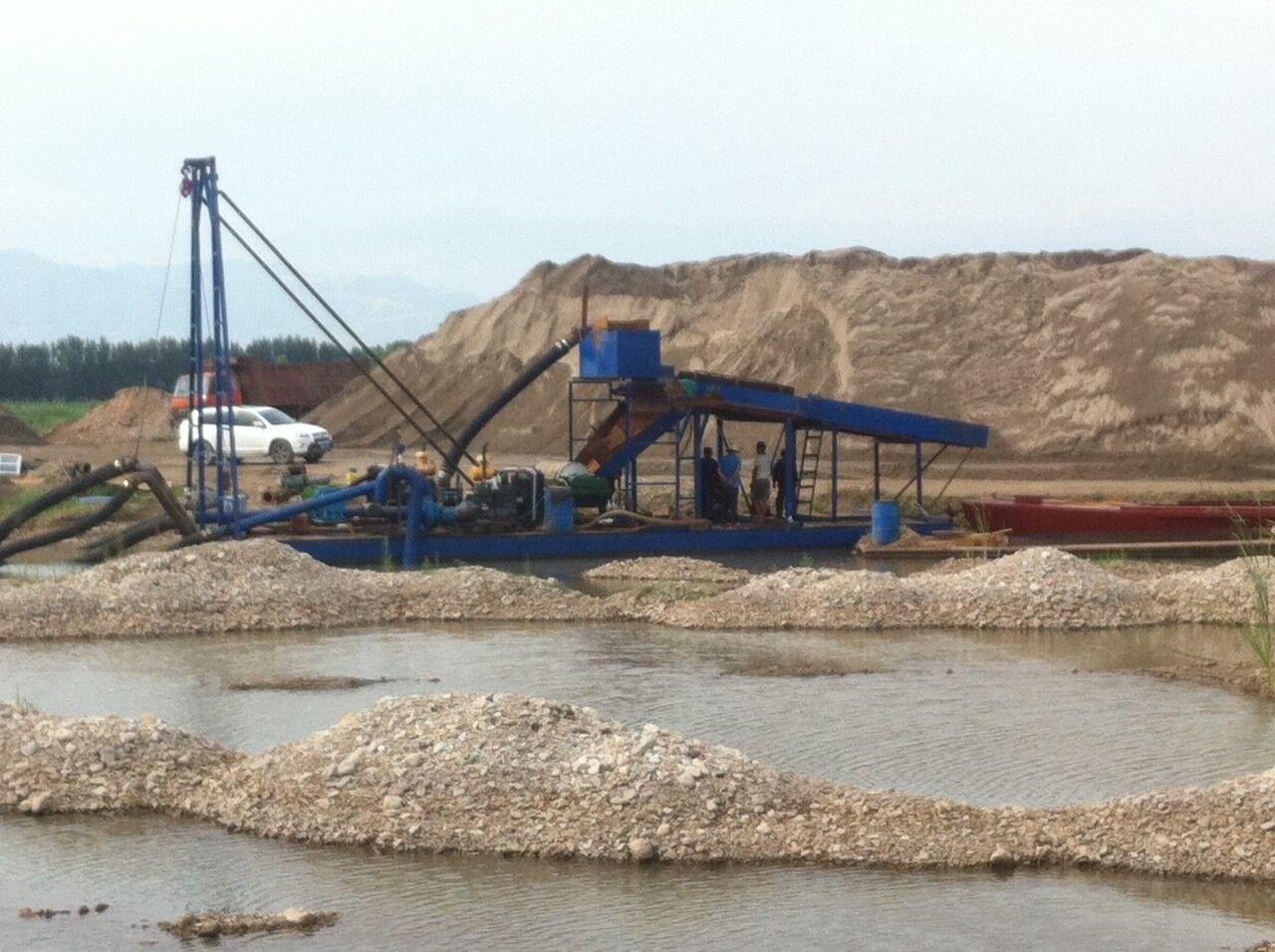 安徽铁粉船厂家,安徽吸铁船价格