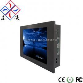 东凌工控厂家直销8寸工业电脑/8.4寸工业平板电脑