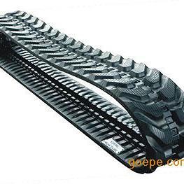 供应玉柴YC45-8/300x55x86橡胶履带