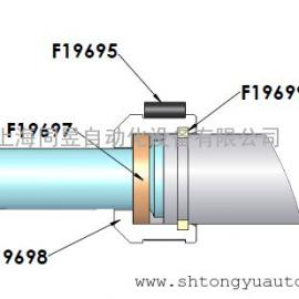 法国OPglobe振动锤配件 固定弹簧F19695