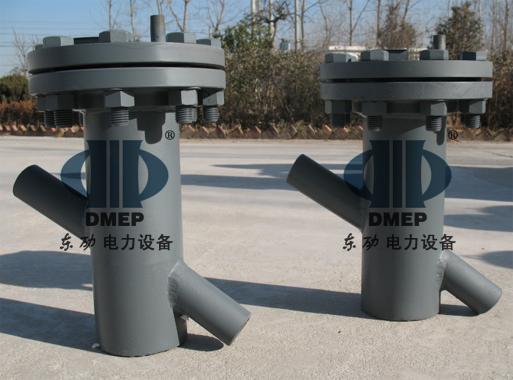 660MW发电机组定冷水过滤器及改造