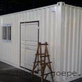 出售集装箱野营房定做野营房钢帛特种集装箱岗亭集装箱