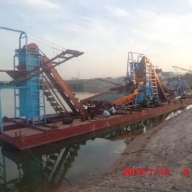 淘金船、淘金设备、淘金机械