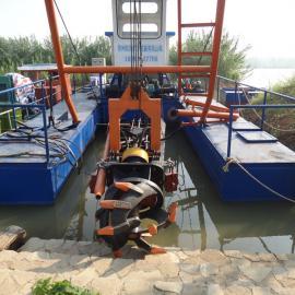 青州凯翔挖沙船