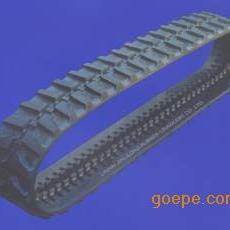 厂家直销玉柴YC35-8/300x55x82橡胶履带