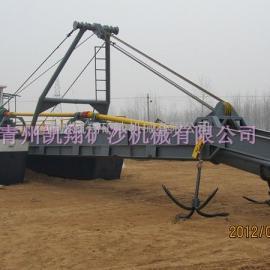 挖泥船、河道清淤、清淤船、机械挖泥船