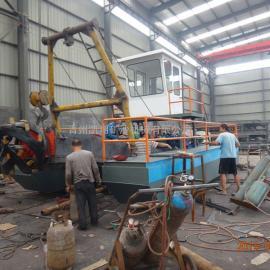 挖泥船、尾矿清淤、清淤船、机械挖泥船