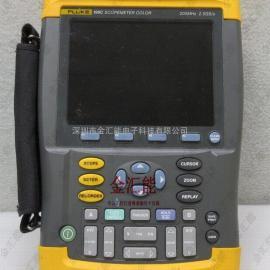 Fluke福禄克数字示波器维修 手持式示波器维修