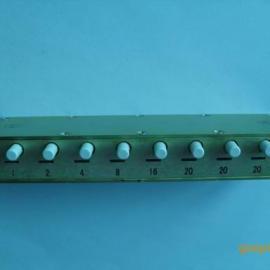 按键可调衰减器 SMA90dB可调衰减器