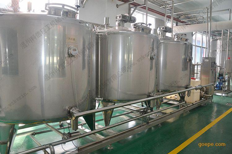6000瓶常温生产线|牛奶奶加工设备-科信乳品饮摩托车锁定做图片