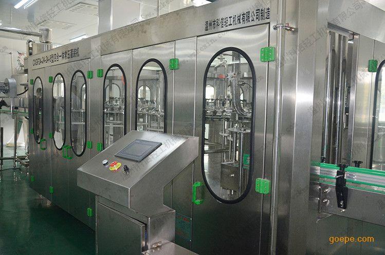 6000瓶上衣生产线|牛奶奶加工设备-科信乳品饮常温显瘦百搭图片
