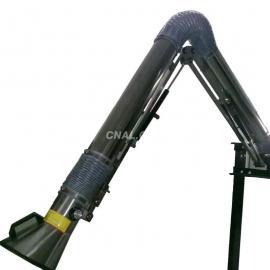 吸气臂,焊接烟尘净化,多功能吸气臂,壁挂式吸气臂
