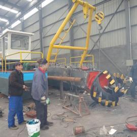 挖泥船、清淤设备、清淤机械、清淤船