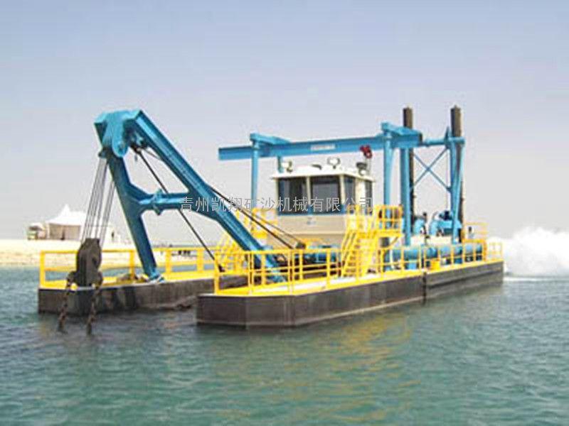 200立方/小时挖泥船