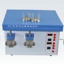 MJ-III型数显双头面筋洗涤仪