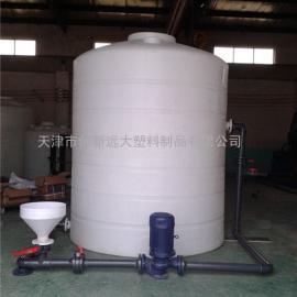 聚羧酸循环复配罐 北京10吨循环复配罐
