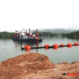 挖泥船、抽水站清淤船