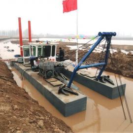 凯翔摆挖泥船