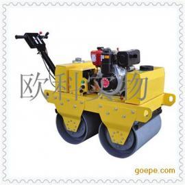 供应胶轮压路机手扶式小型压路机 水泥路面沥青地面压实机