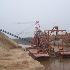 河道挖沙船小型挖沙船