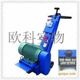 沥青电动路面铣刨机小型手扶铣刨机 路面翻新打毛机刨毛机