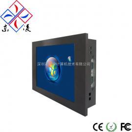 8寸8.4寸来电开机工业一体机支持3G/WIFI