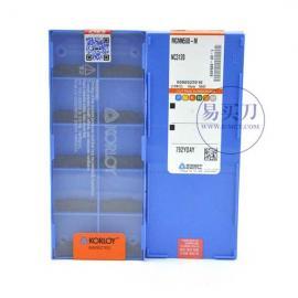 韩国KORLOY硬质合金钢件加工槽刀片 MGMN500