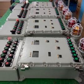 智能温控器/调节仪防爆箱 带报警