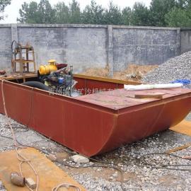 抽沙船、小型抽砂船