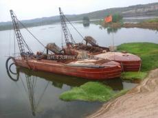 抽沙船,跑船,射吸运输船,50方抽沙船,小船,自抽自卸抽沙船