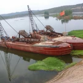 久保田 日本抽砂船 抽砂船 割边船 清淤船 挖泥船