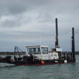 绞吸式抽沙船、大型抽沙船