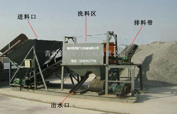 洗石机、青州洗石机、石料厂洗石机