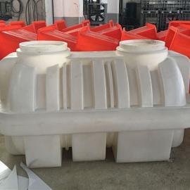 高�n�e墅�^�S�1立方污水�理池1��白色�h保化�S池生物沉淀池