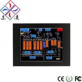 8寸8.4寸来电开机工控一体机支持CAN/RFID